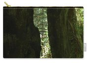 Burnt Tree Sculpture Carry-all Pouch