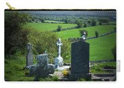 Burren Crosses County Clare Ireland Carry-all Pouch