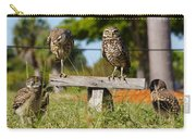 Burrow Family Carry-all Pouch