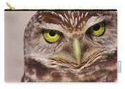Burrowing Owl Carry-all Pouch
