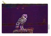 Burrowing Owl Small Owl Bird Nature  Carry-all Pouch