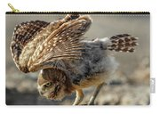 Burrowing Owlet Workout Carry-all Pouch