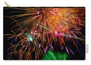 Burst Of Bright Colors Carry-all Pouch