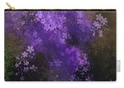 Bursting Blooms Carry-all Pouch