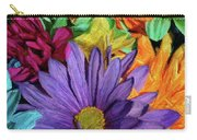 Bursting Colors Carry-all Pouch