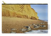 Burton Bradstock Beach Carry-all Pouch