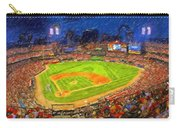 Busch Stadium At Night Rocks Carry-all Pouch