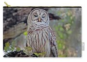 Buschman Park Owl Carry-all Pouch