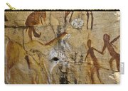 Bushman Painting Carry-all Pouch