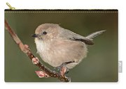 Bushtit On A Branch Carry-all Pouch