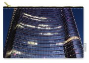 Business In Milan Carry-all Pouch