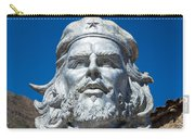 Bust Of Che Guevara In La Higuera Carry-all Pouch