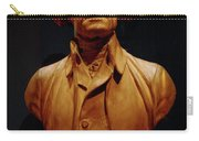 Bust Of Thomas Jefferson  Carry-all Pouch