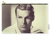 Buster Crabbe, Vintage Actor Carry-all Pouch
