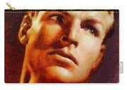 Buster Crabbe, Vintage Hollywood Legend Carry-all Pouch