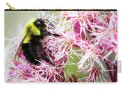 Busy As A Bumblebee Carry-all Pouch