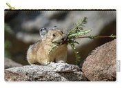 Busy As A Pika Carry-all Pouch
