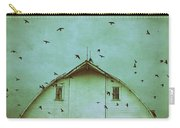 Busy Barn Carry-all Pouch by Julie Hamilton