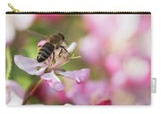 Busy Bee On A Crabapple Tree Carry-all Pouch