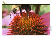 Busy Coneflower Carry-all Pouch