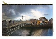 Busy Ha'penny Bridge 4 Carry-all Pouch