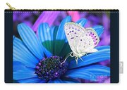 Busy Little Butterfly Carry-all Pouch