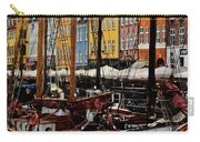 Busy Nyhavn Carry-all Pouch