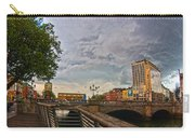 Busy O' Connell Bridge Carry-all Pouch