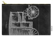 Butcher's Wagon Patent Carry-all Pouch