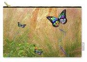 Buterflies Dream Carry-all Pouch