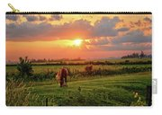 Butler Center Pasture Carry-all Pouch