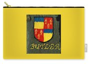 Butler Family Shield Carry-all Pouch