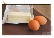 Butter And Eggs Carry-all Pouch