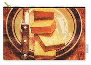 Butter Since Sliced Bread Display Carry-all Pouch