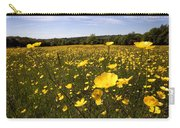 Buttercup Field Carry-all Pouch