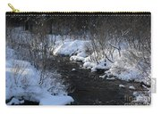 Butterfield Brook Carry-all Pouch