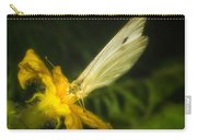 Butterflies And Blossoms Carry-all Pouch