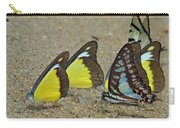 Butterflies Puddling Carry-all Pouch