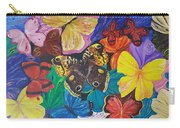 Butterflies 2 Carry-all Pouch