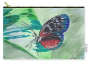 Butterfly 10 Carry-all Pouch