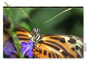 Butterfly 2 Eucides Isabella Carry-all Pouch