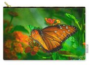 Butterfly 30 Carry-all Pouch
