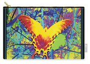 Butterfly All Aglow Carry-all Pouch