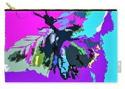 Butterfly Art By Lisa Kaiser Carry-all Pouch