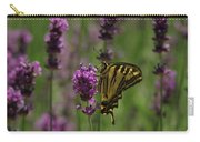 Butterfly Balancing Act Carry-all Pouch