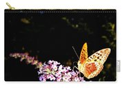 Butterfly Banquet 1 Carry-all Pouch