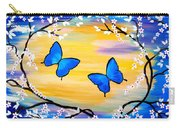 Butterfly Bliss Carry-all Pouch