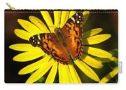 Butterfly Bloom Carry-all Pouch