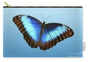 Blue Morpho Beauty Carry-all Pouch