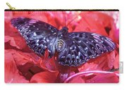 Butterfly Blues - Constable  Carry-all Pouch
